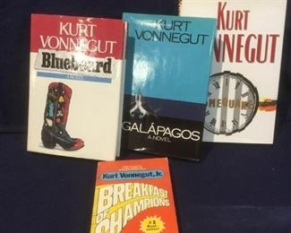 Kurt Vonnegut - First Editions https://ctbids.com/#!/description/share/276093