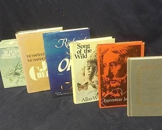First Editions & More! https://ctbids.com/#!/description/share/276114