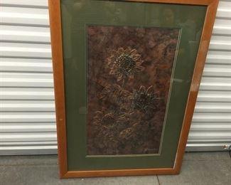 Sunflower Artwork https://ctbids.com/#!/description/share/275181