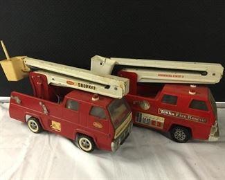 Vintage Tonka Fire Trucks https://ctbids.com/#!/description/share/275243
