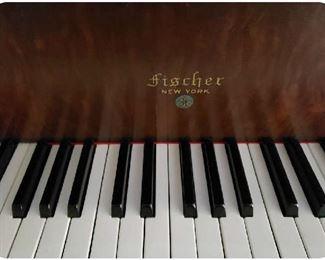 FISCHER - BABY GRAND PIANO