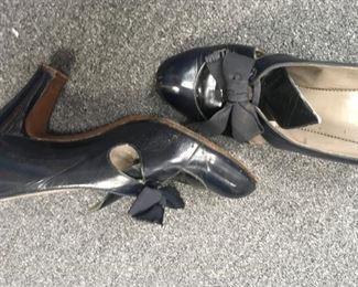 1040's vintage shoes