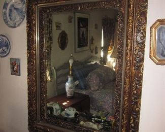 Ornate Gold Gilt Mirrors For Any Room