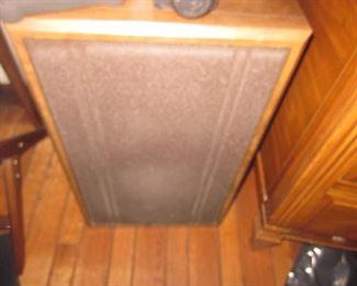 Lafayette Model 1009 Speakers
