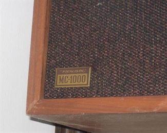 Realistic MC-1000 Speakers