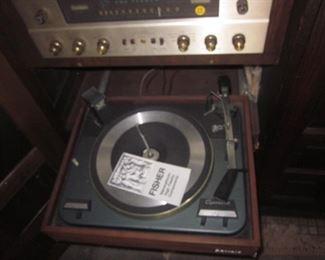 Vintage Electronics Fisher 500 C Receiver