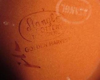 Stangl Golden Harvest China