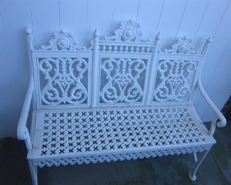 Outdoor Wrought Iron Sets