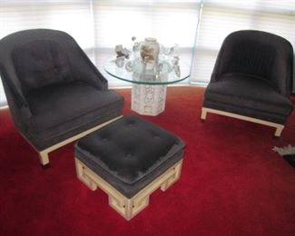 Tons of Asian Accent Furniture Separates