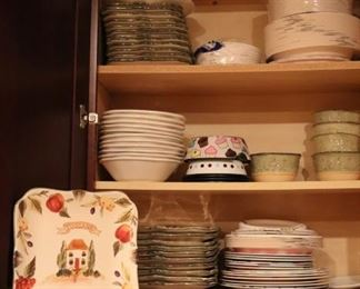 Dish Sets and other Kitchware