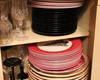 Stemware and Dishware