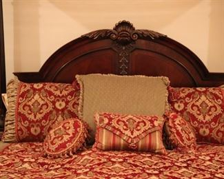 Bed Linens and Accent Pillows