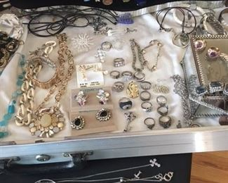 14k & Quality Costume Jewelry