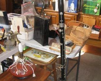 bassoon lamp