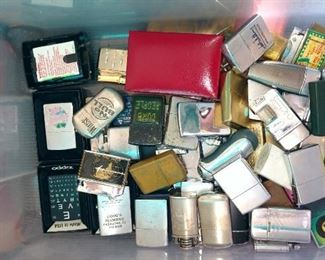 Miscellaneous lighters