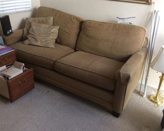 Bassett sleeper sofa $50