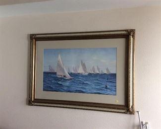 Sailboats $10