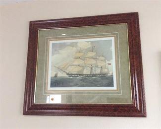 Tall ship $10