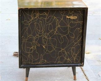 Vintage High Fidelity Speaker by Olympic