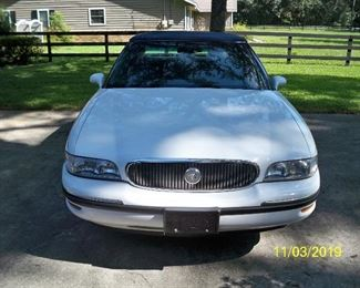 1997 Buick Le Sabre 4 Door Car with 72,329 miles. We are asking $2,600.00 or Best Offer, if you are interested please contact me for an appointment to view vehicle.