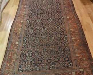 Antique Finely Woven Roomsize Carpet