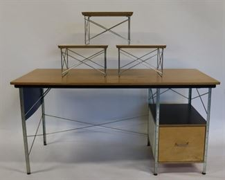 Charles Eames Desk LTR Tables
