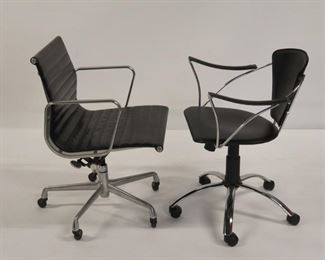 Eames Swivel Chair An Italian Chair