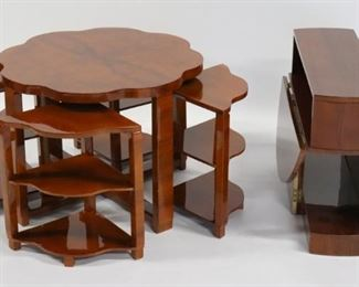 Fine Art Deco Tables