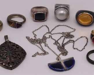 JEWELRY Assorted Gold and Silver Inc Cartier