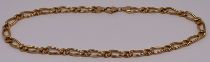 JEWELRY Austrian kt Gold Chain Necklace