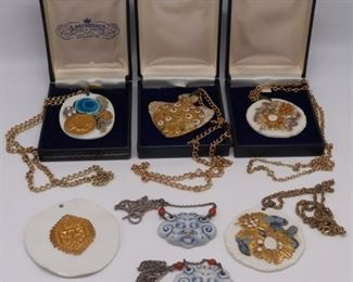 JEWELRY Collection of Royal Copenhagen