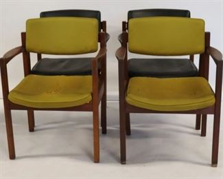 MIDCENTURY Danish Modern Chairs