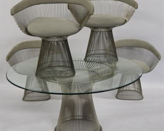 MIDCENTURY Warren Platner For Knoll Table