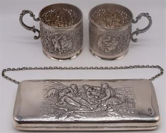 SILVER Continental Silver Grouping Inc Russian