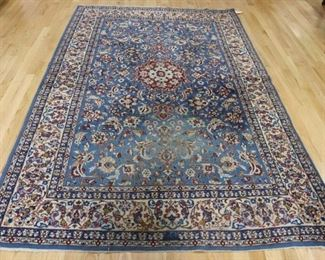 Vintage And Finely Hand Woven Room Size