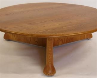 Wendell Castle Gannett Boardroom Coffee Table