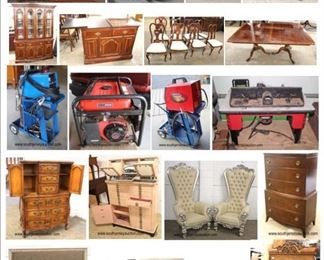 Facebook South Jersey Auction November 17th Left