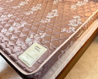 Queen Mattress Set Included with bed frame