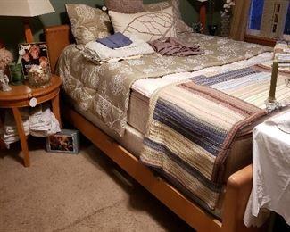 Haywood Wakefield bed