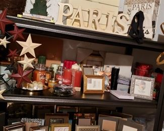 Home goods, Please Do Not Buy a Picture Frame before coming to this sale!!! I'm sure we'll have one you'll like.