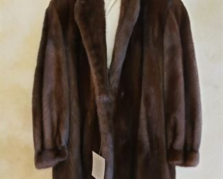 Mink jacket in great condition