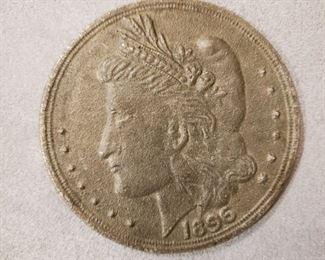 1896 Bryan dollar