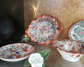 Chinese porcelains
