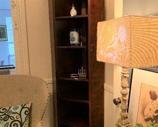 Lovely Corner Cabinet!