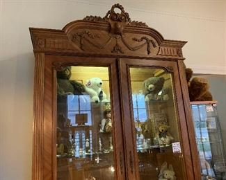 Just Gorgeous Display Cabinet