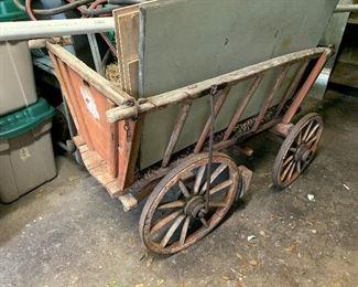 Antique Cart