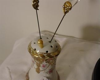 Nippon Hat Pin Holder