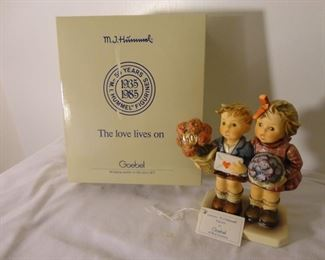 """Hummel """" The Love Lives On""""   50th anniversary"""