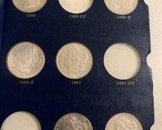 PICTURING SILVER DOLLARS AS DISCOVERED IN BOOK (6)