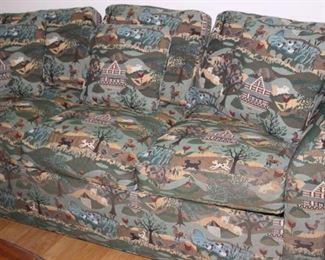 Ethan Allen Sleeper sofa.